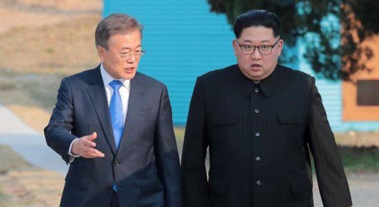 Presiden Korsel Terbang ke Pyongyang Temui Kim Jong-un
