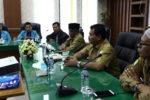 Silaturahmi dengan Wakil Bupati Aceh Besar