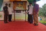 Letakkan Batu Pertama Renovasi Masjid Al Mansur