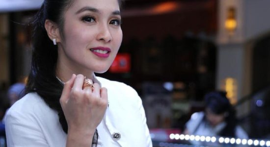 Sandra Dewi Seloroh Bayarannya Besar