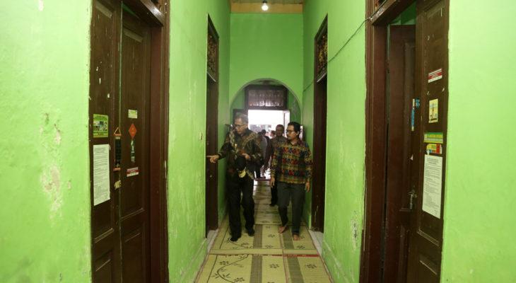Renovasi Asrama Mahasiswa Aceh