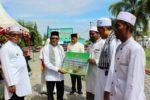 Salurkan Bantuan Rp5,4 M untuk Pesantren