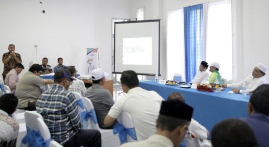 Pimpin Rapat Evaluasi Persiapan PORA XIII 2018