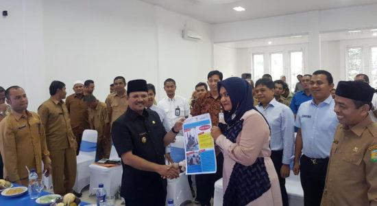 Bupati Aceh Besar akan Rancang Qanun CSR