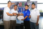 Terima Infak dari Asosiasi Futsal Aceh