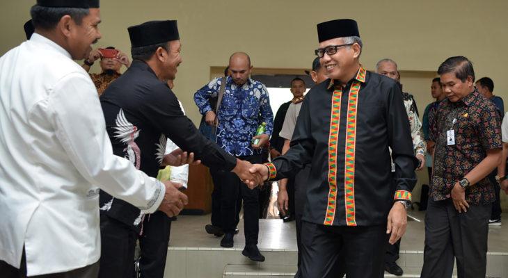 Sampaikan Arah Pembangunan Strategis Aceh dalam Seminar