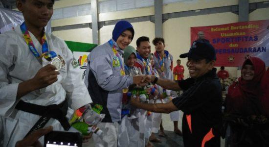 Atlet Pidie Raih Empat Emas