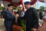 Irup HUT Korps Brimob di Aceh