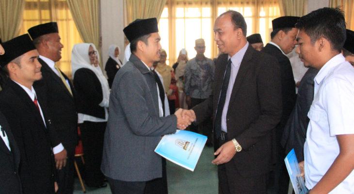 19 Peserta PIM III dan IV BPSDM Aceh Lulus Sangat Memuaskan
