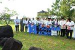 Aminullah Berdoa Bersama Warga Kota di Kuburan Massal Ulee Lheue