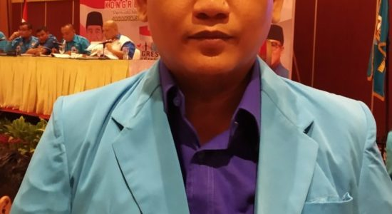 Abdul Azis Pimpin KNPI Hingga 2021