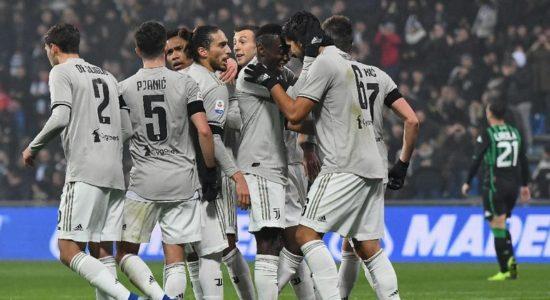 Juventus Tak Ada Lawannya di Italia