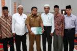 Plt Kepala Baitul Mal Aceh Serah Terima Jabatan