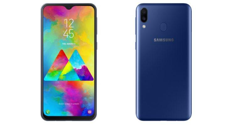 Samsung Galaxy M20 Lebih Murah di India Ketimbang Indonesia