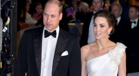 Kate Middleton Diawasi Pangeran William