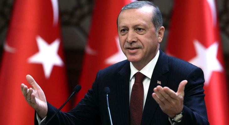 Minta Erdogan Jelaskan Komentar Soal Teror Masjid