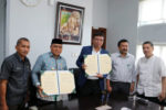 Bupati Simeulue Teken MoU dengan Rektor Unsyiah