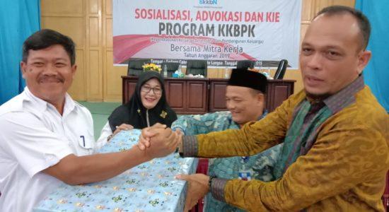 Bersama Komisi IX DPR RI Sosialisasikan Program KKBPK