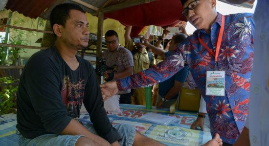 Lepas Pasung Jamil Khairi