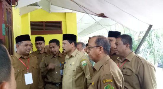Pelaksanaan UNBK MA di Aceh Lancar