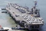 Kirim Kapal Induk Ketiga ke Semenanjung Korea