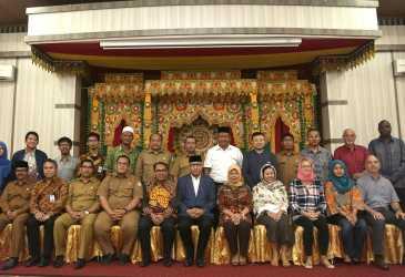 Pemerintah Aceh dan Kemenko Perekonomian Bersinergi