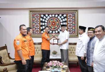 Plt Gubernur Apresiasi Kerja Basarnas Banda Aceh