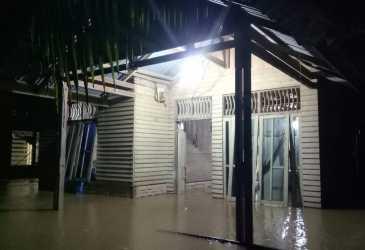 41 Rumah di Simeulue Terendam Banjir
