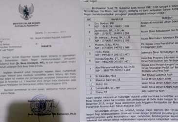 Diduga Ketua Umum dan Dua Wakil Ketua Kadin Aceh Gunakan Biaya Daerah