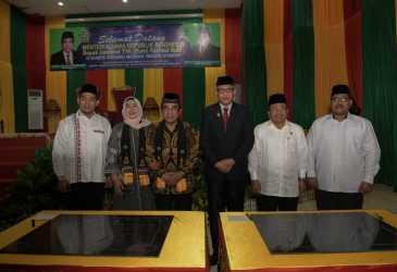 Harap Menag Dukung Penguatan Syariat Islam di Aceh