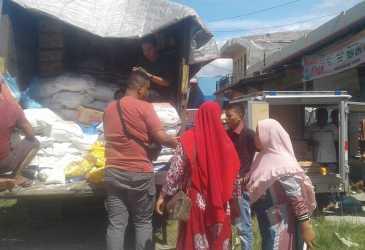 Disperindag Aceh Adakan Pasar Murah untuk Warga Agara