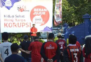 BKKBN Aceh Peringati Hari Anti Korupsi Sedunia