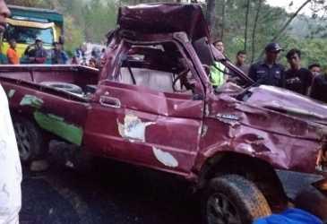 Satu Orang Meninggal Dunia dalam Kecelakaan di Bur Gayo Takengon