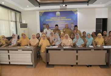 Pemerintah Aceh Evaluasi Kinerja Pejabat Fungsional