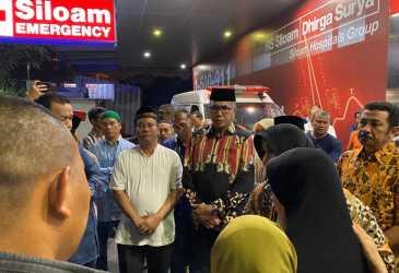 Pemerintah Aceh Sampaikan Dukacita
