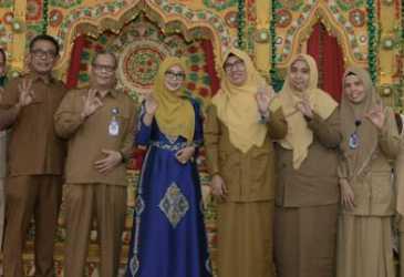 Mendukung Program KKBPK di Aceh