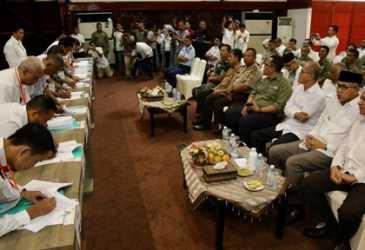 Pemerintah Aceh Teken Kontrak Pembangunan 5.700 Unit Rumah Layak Huni