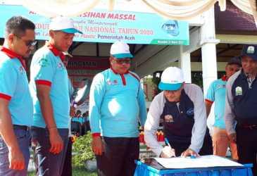 Aceh Ditargetkan Bebas Sampah 2025