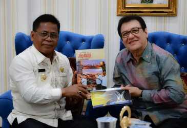 Pertumbuhan Banda Aceh Luar Biasa