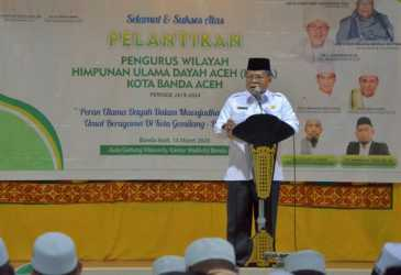 Wali Kota Dukung HUDA Banda Aceh