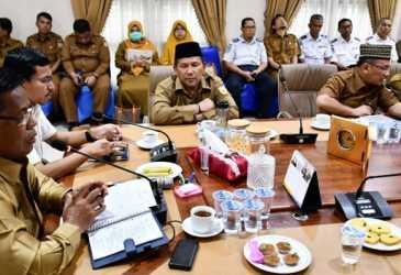 Banda Aceh Bentuk Tim Siaga Bersama Penanganan Covid-19