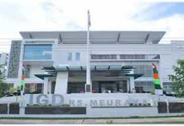 RSUD Meuraxa Ditetapkan Jadi Rumah Sakit Rujukan Covid-19