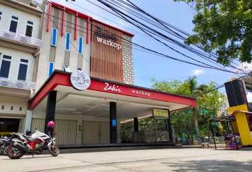 Warung Kopi di Banda Aceh 'Lockdown'