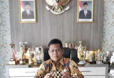 Aminullah Imbau Warga Olahraga di Rumah Masing-masing