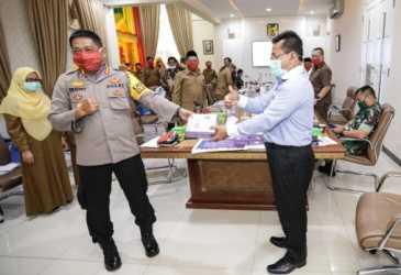 Aminullah Apresiasi Polresta Banda Aceh