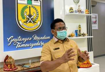Aminullah Tambah Kuota Pasar Murah Online