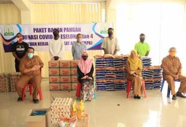 Bantu Mahasiswa Luar Negeri dan Luar Aceh