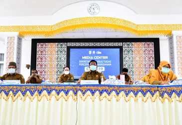 KPK Publikasi Penilaian Pencegahan Korupsi di Aceh