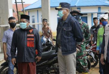 Aceh Belum Bisa Terapkan PSBB