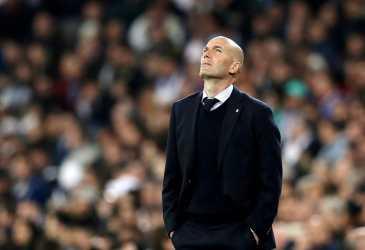 Tandukan Zidane Berujung Gol Terakhir di Real Madrid